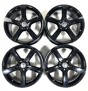 18 Volkswagen Cc Passat Jetta 2009 12 Factory Oem Genuine Wheels Rims