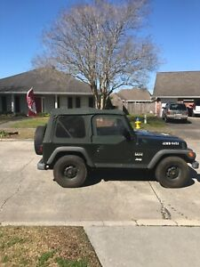 2004 Willys Military Commemorative Jeep