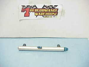 Aluminum Fuel Log From Holley Braswell Carburetor Hh5