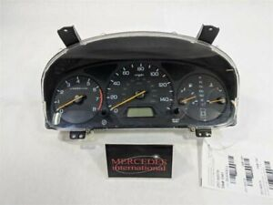2000 Honda Accord 3 0l Coupe Speedometer Cluster 78100s80a14