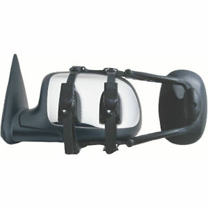 3891 Fit System Extra Large Clip on Rv Universal Towing Mirror