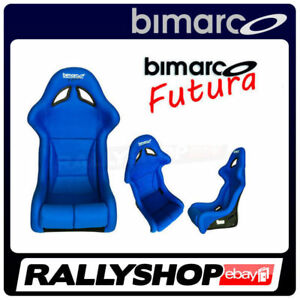 Bimarco Seat Fia Racing Futura Blue Homologation Cheap Rally Race Fast Delivery