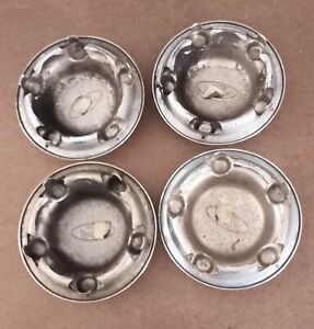 1997 2004 Ford Expedition F150 Oem Wheel Center Hub Caps Part Yl34 1a096 ca Set