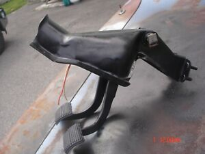 1968 Only Nova Chevy Ii Ss Oem Clutch Brake Pedal Assembly New Pads Rare Gm