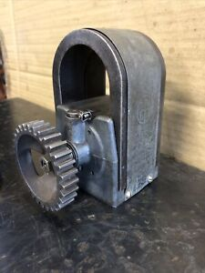 Antique Ihc Type L With Gear Magneto Hit Miss Engine Hot