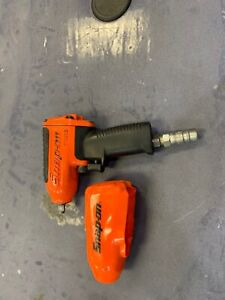 Snap on Tools Pneumatic Impact Air Wrench 3 8 Drive Mg325