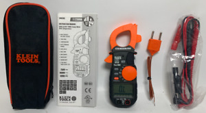 Klein Cl2300a 600a Ac dc Trms Clamp Meter W temperature New