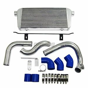 Cxracing Bolt On Front Mount Intercooler Kit For 05 06 07 08 Audi A4 B7 2 0t