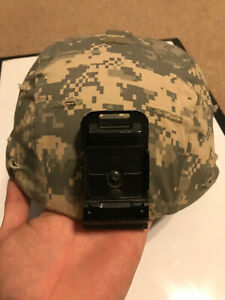 ACH Helmet MICH Size Large W Cover and NVG Bracket Nice Used Condition $250.00