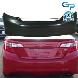 Rear Bumper Cover For 2012 2014 Toyota Camry Primed To1100296 5215906961