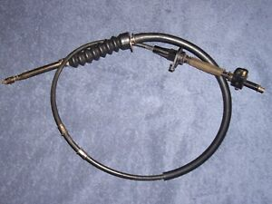 Genuine Oem 1987 1993 Ford Mustang Gt 5 0l Ho Automatic Transmission Tv Cable