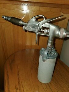 Binks Model 115 Professional Panel Touch up Paint Spray Gun Cup