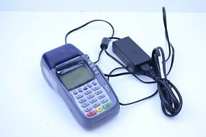 Verifone Vx570 Omni 5700 Card Reader Terminal With Power Cable