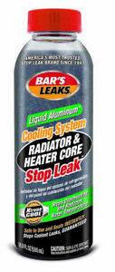 Bar s Leaks Radiator Heater Core Stop Leak 16 9 Oz