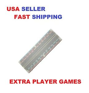 830 Hole Breadboard For Prototyping Usa Seller Us Stock