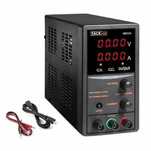 Dc Power Supply Variable Adjustable Switching Regulated Power Supply 30v 5a With