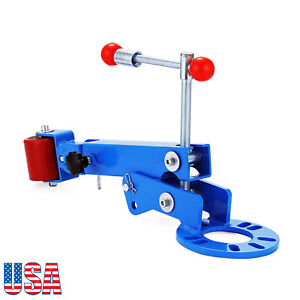 Fender Roller Tool Lip Rolling Extending Tools Auto Body Shop Blue Usa Shipping