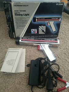 Sears Craftsman Inductive Timing Light 28 2134 W Leads In Box free Shipping