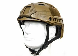 Lancer Tactical PJ Type Basic Version Helmet Flat Dark Earth 15443 $40.00