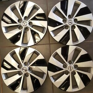 Four 16 Nissan Altima 2019 2020 Oem Wheel Covers Hubcaps Rim Cover