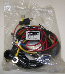 Ford 8n 1948 1950 Main Wiring Harness 8n14401b With Front Mount Distributor