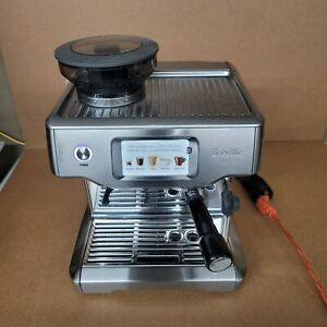 Breville The Barista Touch BES880BSS Espresso Machine Brushed Stainless $899.99