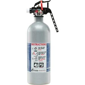 Fire Extinguisher Safety 5 b c Rated Disposable Emergency Car Truck Vehicle New