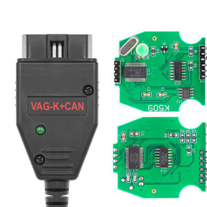 Vag K can Diagnostic Cable Read program Immobilizer Data Crash Data Clear In Air