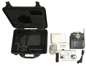 Siecor Corning Rxs X77 Fiber Core Alignment Fusion Splicer W Case