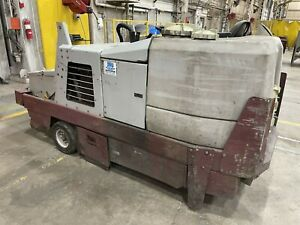 2006 Minuteman Powerboss Tss 82 Diesel Floor Sweeper scrubber