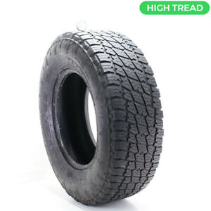 Used 285 70r17 Nitto Terra Grappler G2 A t 116t 8 5 32