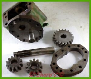 A4478r John Deere 50 60 70 Powr trol Pump Parts Made In America a3918r Usa