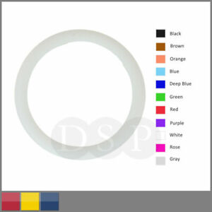 Leather Texture Soft Silicone Car Steering Wheel Cover Swt1200 10 Colors Wt