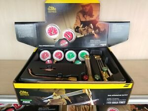 Esab Oxygen acetylene Heavy Duty Cutting Kit Outfit Purox Style