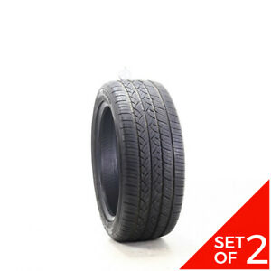 Set Of 2 Used 245 45r18 Toyo Versado Noir E 96v 7 8 5 32