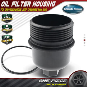 Oil Filter Housing Cap For Chrysler 300 Town Country Dodge Grand Caravan Jeep