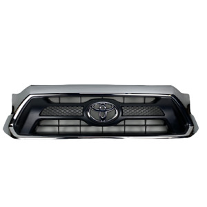 Oem 2012 2013 2014 2015 Toyota Tacoma Front Upper Grille Assembly 53100 04471