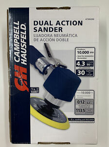 Campbell Hausfeld 6 10 000 Rpm Dual Action Air Sander At302200 New Ships Free