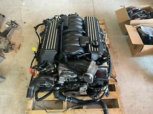 2012 Chrysler 300 Srt8 6 4 392 Hemi Complete Engine And Trans Auto Pull Out