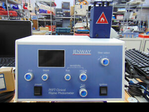 Jenway Pfp7 c Research Flame Photometer Open Box