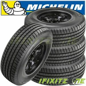 4 Michelin Defender Ltx M S 215 55r16 97h Truck Suv 70000 Mile All Season Tires