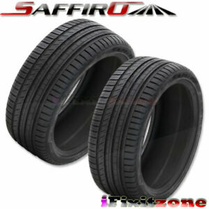 2 X Saffiro Sf5000 255 30zr21 93y Xl All Season Performance Tires