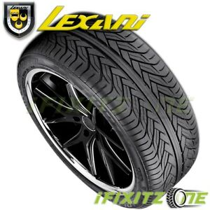1 Lexani Lx thirty 305 30r26 109w Tires Performance Suv All Season 30k Mile