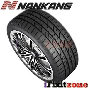 1 Nankang Ns 25 All season Uhp 215 45r17 91v Xl A s Tires 50 000 Mile Warranty