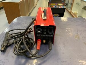 Chicago Electriic Welding Systems 130amp Tig 90amp Arc Welder