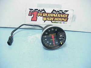 Autometer Pro Comp Memory Tachometer 9 000 Rpm For Standard Ignition