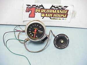 Autometer Pro Comp Memory Tachometer 10 000 Rpm For Standard Ignition