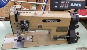 Brother Double Needle Feed Industrial Sewing Machine