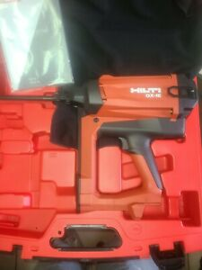 Hilti Gas actuated Fastening Tool For Insulation Gx ie 2210319 tool Body Only