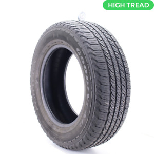 Used P 245 65r17 Goodyear Fortera Hl 105s 9 32